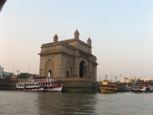 Sailing to Mumbai