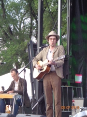 Justin Townes Earle killer crooner! (photo: Carissa Hickling)