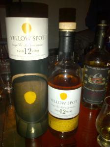 Yellow Spot (Photo: Carissa Hickling)