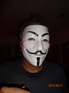 Guy Fawkes even made an appearance!