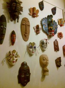 Glimpse of our masks...
