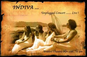 Indva's unplugged