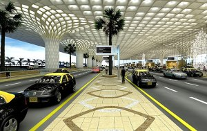Mumbai's new T2 (Photo: see sources)