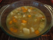 Simple hearty 'winter' soup