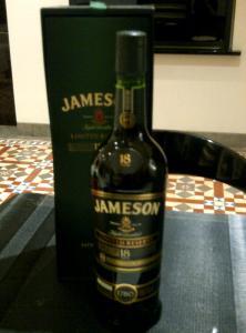 Jameson 18 yr