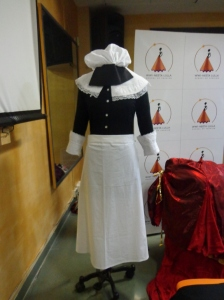 Whistling Woods Costume Project