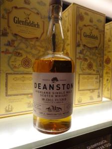 A little sample of Deanston while you buy your veggies?