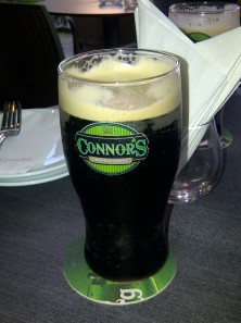 American's attempt at Irish stout