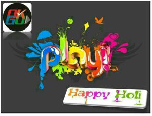 Holi greetings (Courtesy: Ok)