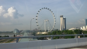 Daily commute from the East Coast to CBD, Singapore