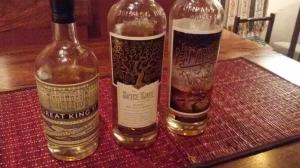 Compass Box Trilogy