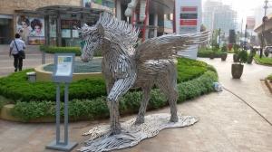 Pegasus by Thimbul Rahardjo