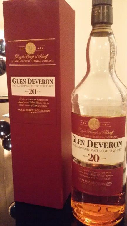 Glen Deveron 20 year (1/2)