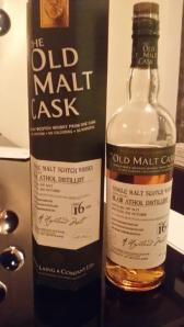 Blair Athol (Old Malt Cask)
