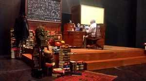 Einstein rehearsal