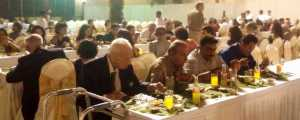 Parsi Wedding Feast