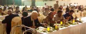 Parsi Wedding Feast