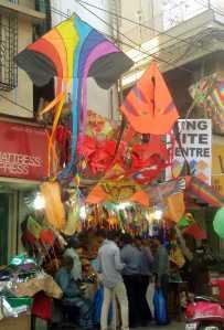 Kites, kites, kites everywhere!!