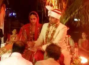 Punjabi Guju Jain Shadi Ceremony