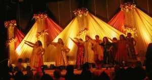 Engagement Dance Show