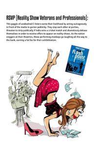 HarperCollins Flashpoint Paparazzi-speak #3