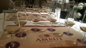 Jim Murray Amrut Tasting (Whisky Lady)