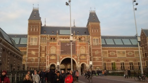 Rijks Museum, Nov 2014