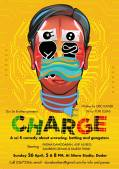 Eric Kaiser's play Charge at Sitara Studio