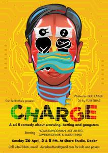 Eric Kaiser's play Charge at Sitara Studio