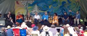 2013 Winnipeg Folk Festival - 40 Years of People