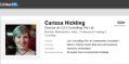 Carissa Hickling LinkedIn