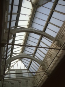 2015-07-03 London BAFTA ceiling