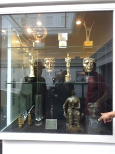 2015-07-03 London BAFTA Pointing Awards