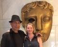 Partner and I at BAFTA