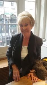 BAFTA's first lady!