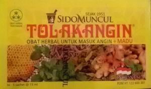 Tolak Angin - Indonesia's 'secret weapon'