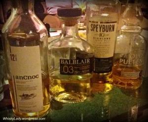 September Whisky Ladies
