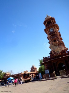 Jodhpur clock