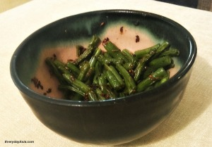 Everyday French Beans