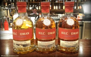 Kilchoman Trilogy at La Maison du Whisky, Singapore