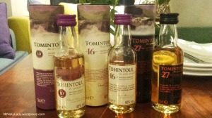Tomintoul Trilogy