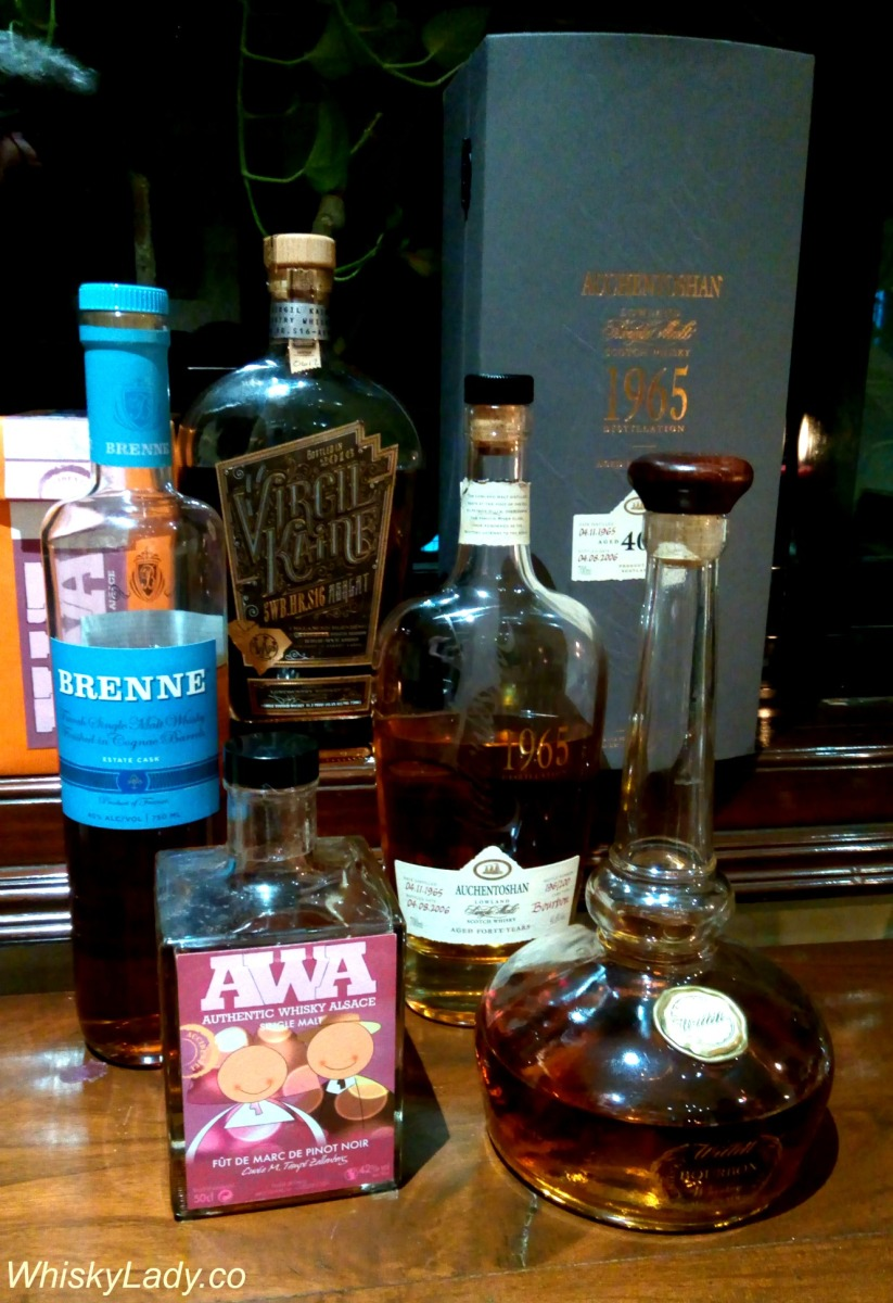 Whisky Lady - March Madness?